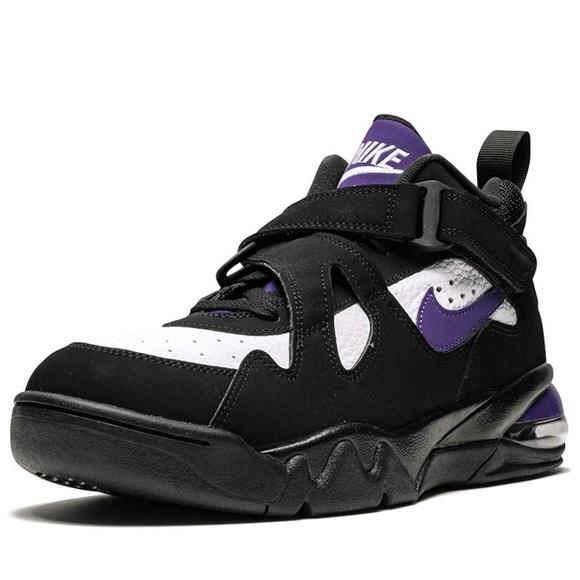 Retro Nike Air Force Max CB Shoes 7.5